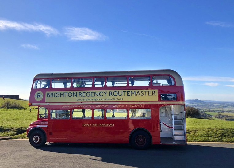 Routemaster Bus for Private Hire