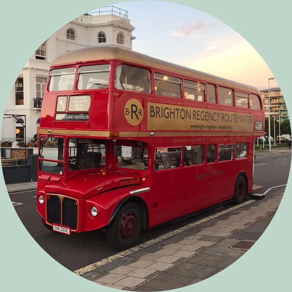 Brighton Regency Routemaster - Bus Tours